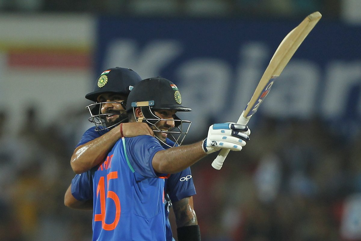 4-1 की ऐतिहासिक जीत के बाद टीम इंडिया ने कुछ इस अंदाज में किया अपने फैन्स का शुक्रिया....देखे किस खिलाड़ी ने क्या कहा 2