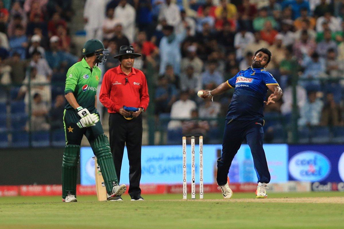 PAKvSL: पाकिस्तान के इस आलराउंडर ने श्रीलंका के खिलाफ ली हैट्रिक, अब तक ये खिलाड़ी ले चुके है टी-20 में हैट्रिक 1
