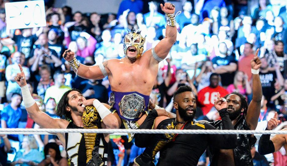 RUMOUR: नेविल के बाद कई और रेस्लर छोड़ना चाहते हैं WWE, ये भी जल्द छोड़ देंगे कम्पनी का साथ 3