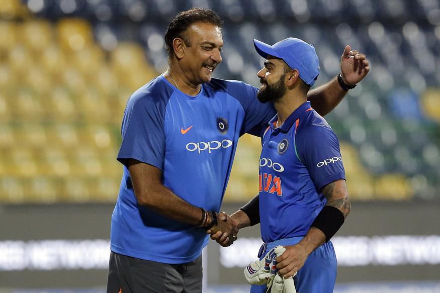 तिरुवनंतपुरम में 30 साल पहले हुए मैच में कप्तान थे आज के कोच रवि शास्त्री, जाने क्या थी उस समय कोहली समेत दुसरे भारतीय खिलाड़ियों की उम्र 3