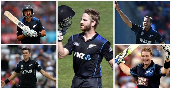 INDvNZ 2017: इन 5 किवी से खिलाड़ियों से टीम इंडिया को रहना पड़ेंगा सावधान, एक भी गलती पड़ सकती हैं महंगी..... 13