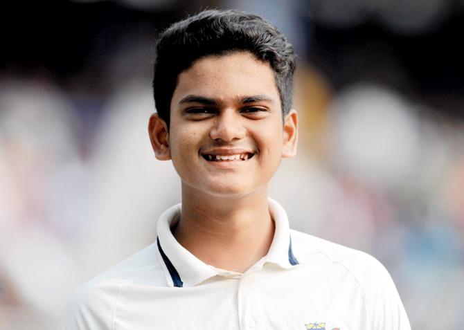 अंडर 14 के इस क्रिकेटर ने कल लपका था अर्द्धशतक लगाने के पहले विराट का कैच, लेकिन अम्पायर ने कहा..... 2
