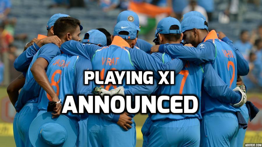 रांची में इन 3 बदलाव के साथ ऑस्ट्रेलिया के खिलाफ पहले टी-20 में उतरेंगे कप्तान विराट कोहली