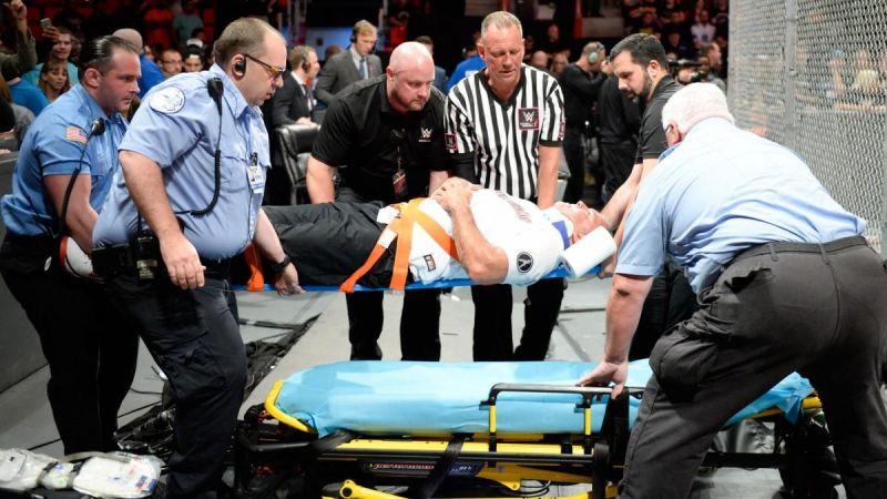WWE ने बोला शेन मैकमोहन की चोट को लेकर अब तक का सबसे बड़ा झूठ 12