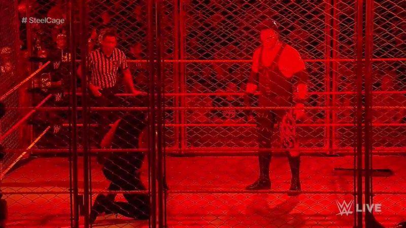 WWE NEWS: ...तो क्या अंडरटेकर की हार का बदला लेने के लिए केन ने किया रोमन रेन्स पर हमला 2