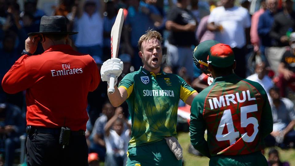 बांग्लादेश के खिलाफ खेली जा रही वनडे सीरीज के अंतिम मैच में अमला नहीं कर पाएंगे हमला, इस युवा खिलाड़ी को दिया गया मौका 2