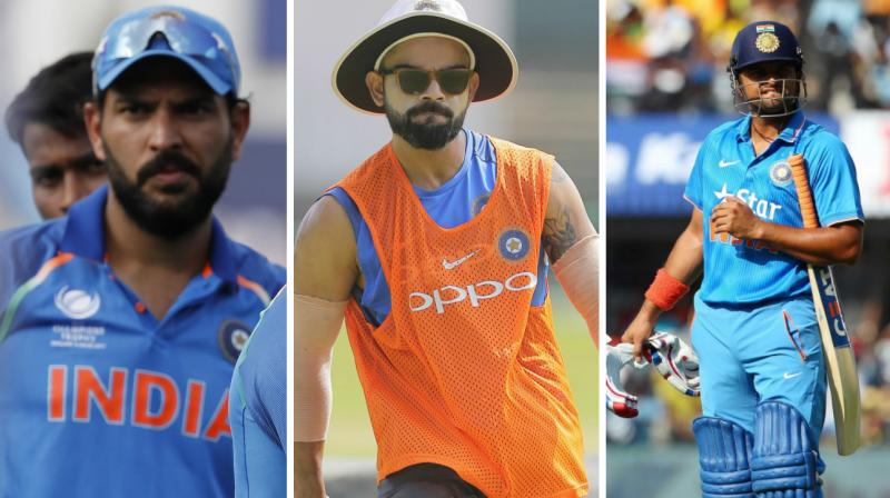 युवराज जिस यो-यो टेस्ट में 3 बार हुए फेल उसे इस स्टार खिलाड़ी ने किया पास, जल्द मिल सकती है भारतीय टीम में जगह 8