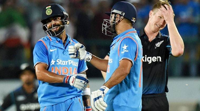 टॉस रिपोर्ट: भारत ने टॉस जीता पहले बल्लेबाजी का फैसला, लम्बे समय बाद इस दिग्गज को मिला टीम में जगह 2