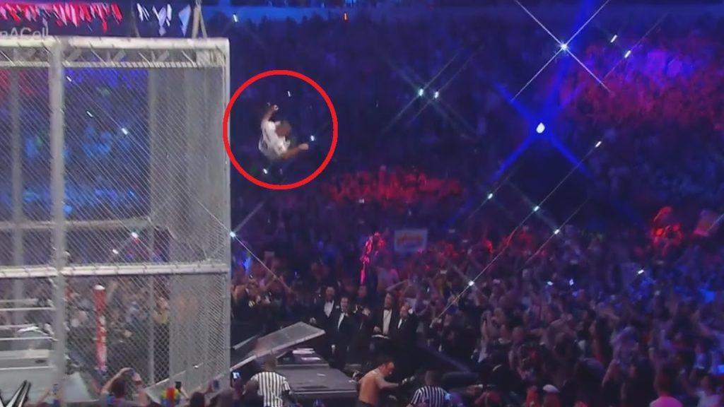 WWE NEWS: हेल इन द सेल में भिड़ने से पहले केविन ओवन्स ने कुछ इस तरह उड़ाया शेन मैकमोहन का मजाक 3