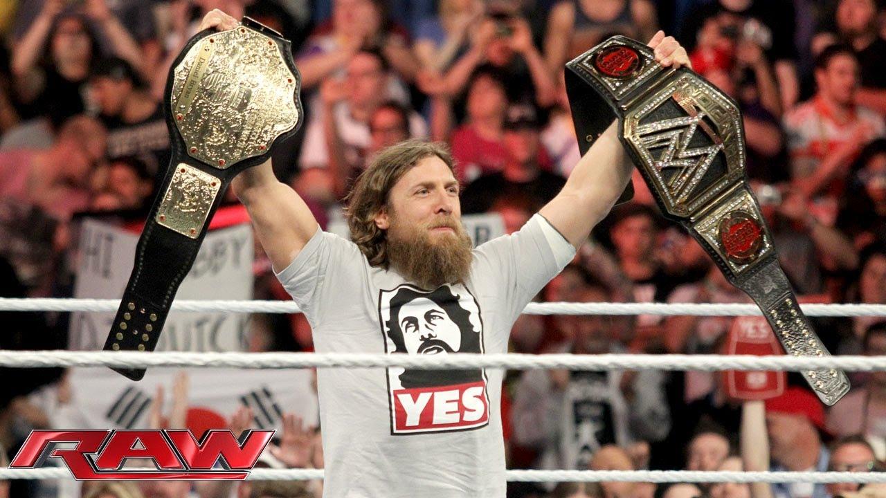 डेनियल ब्रयान का WWE के साथ कॉन्ट्रैक्ट खत्म होने की डेट आई सामने, दूसरी कंपनी करेंगे ज्वाइन