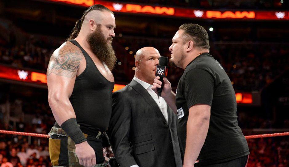 WWE NEWS: चोट की वजह से बाहर चल रहे सामोआ जो को लौटने पर करना पड़ेगा इन दो रेस्लरो का सामना 3