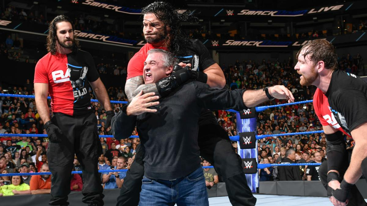 WWE SMACKDOWN RESULTS: 15 नवम्बर 2017 1
