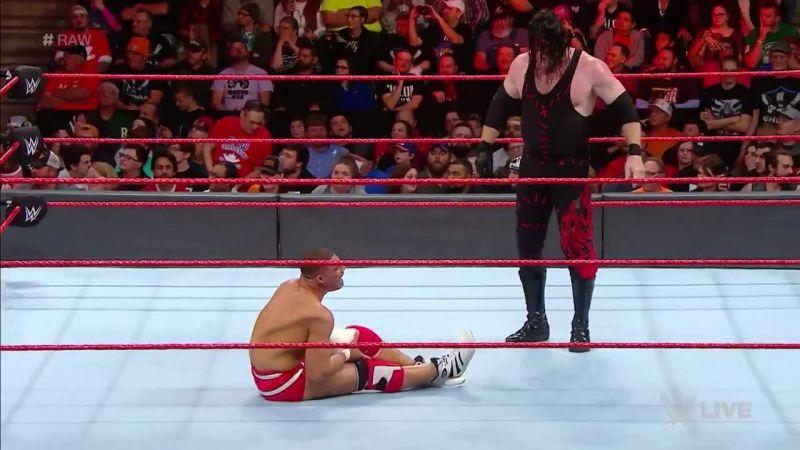 WWE RAW RESULTS 28 नवम्बर 2017: ये रहे सभी मैचो के रिजल्ट्स 1
