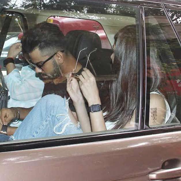 विराट कोहली और अनुष्का की शादी की खबरों के बीच आया नया ट्विस्ट, कोहली को लेकर आई बड़ी खबर 5