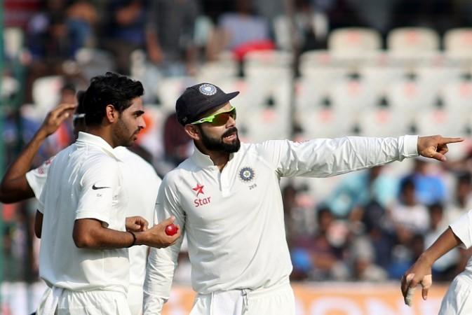 नागपुर टेस्ट: अश्विन और जडेजा के खिलाफ रवि शास्त्री ने चली अब ऐसी चाल अफ्रीका दौरे से दोनों का बाहर होना तय 2
