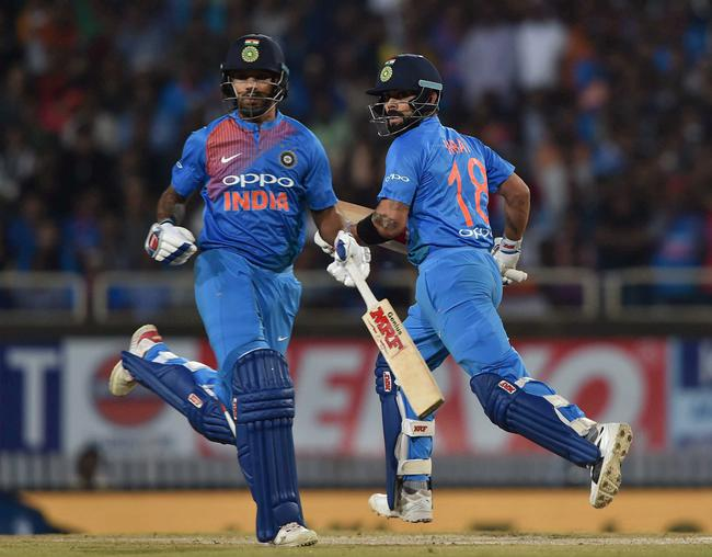 सरकार द्वारा जनरेटरो पर प्रतिबन्ध लगाये जाने के बाद इनकी मदद से खेला गया पहला टी-20 मैच 5