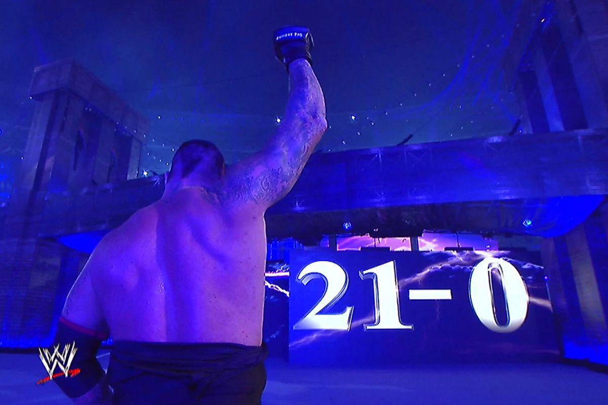 TOP 5: आज तक नहीं टूट सके WWE के ये पांच रिकॉर्ड, टॉप पर है ये कभी ना टूटने वाला रिकॉर्ड 1