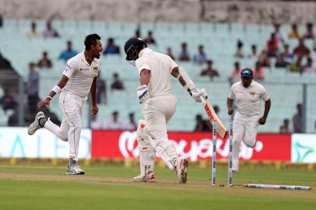 श्रीलंका के खिलाफ अगले दो टेस्ट मैचों के लिए मिलने वाली है ऐसी पिच जिसे देखकर उड़ जायेंगे कोहली, धवन जैसे दिग्गजों के होश 1