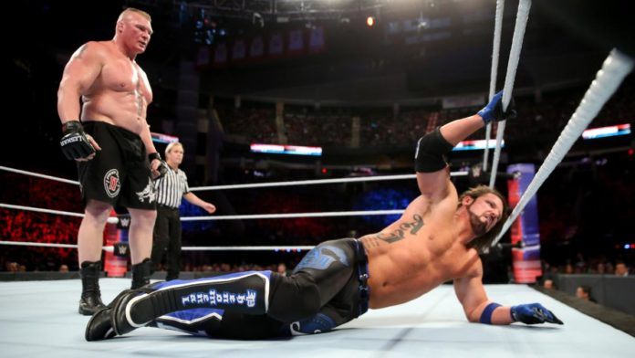 WWE NEWS: सरवाइवर सीरीज में ब्रोक लेसनर से हारने के बाद एजे स्टाइल्स ने फिर से भरी हुंकार, ब्रोक के बारे में कह डाली ये बड़ी बात 1