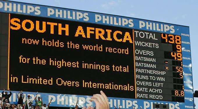 जैक कैलिस ने अफ्रीका को बताया था वो मन्त्र जिसके बाद अफ्रीका ने वनडे में ऑस्ट्रेलिया के खिलाफ खेली थी 435 रनों की रिकॉर्ड पारी 7