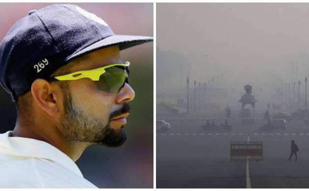 वीडियो-दिल्ली में स्मॉग के कहर के बीच भारतीय क्रिकेट टीम के कप्तान विराट कोहली आए आगे, दिल्लीवासियों को दिया दिल छू लेने वाला संदेश 1