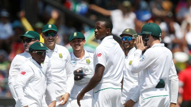 CSA ने भारत से सीरीज जीतने पर खास अंदाज में दिया साउथ अफ्रीकन टीम को बधाई 9