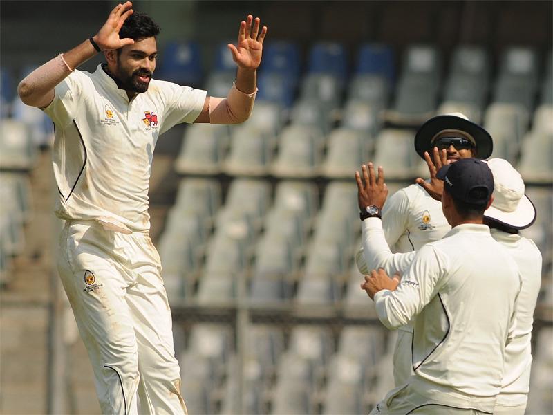 रणजी ट्रॉफी : मुंबई की जीत में चमके पृथ्वी शॉ त्रिपुरा को हराकर मुम्बई क्वार्टर फाइनल में 1