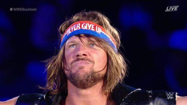 जानिए वो 5 तरीके जिससे WWE एक बार फिर से एजे स्टाइल्स को बना सकता है स्मैकडाउन का मेंन इवेंट रेसलर 1