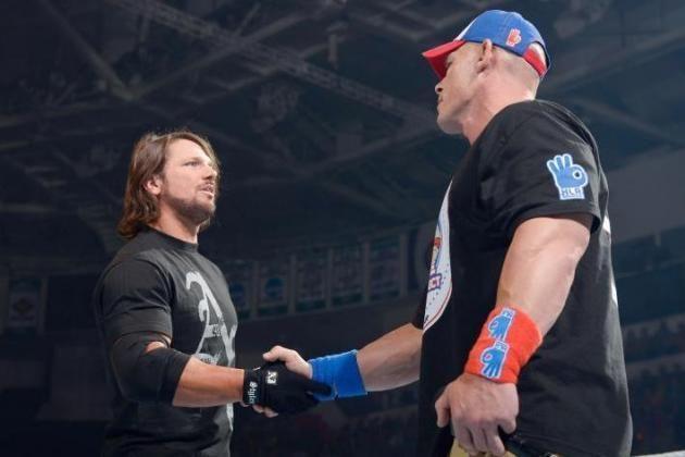 जानिए वो 5 तरीके जिससे WWE एक बार फिर से एजे स्टाइल्स को बना सकता है स्मैकडाउन का मेंन इवेंट रेसलर