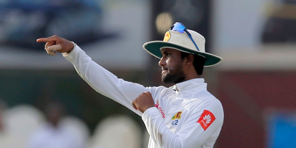 टॉस के दौरान श्रीलंका के कप्तान दिनेश चांडिमल ने बना दिया भारतीय टीम विराट कोहली का मजाक 4
