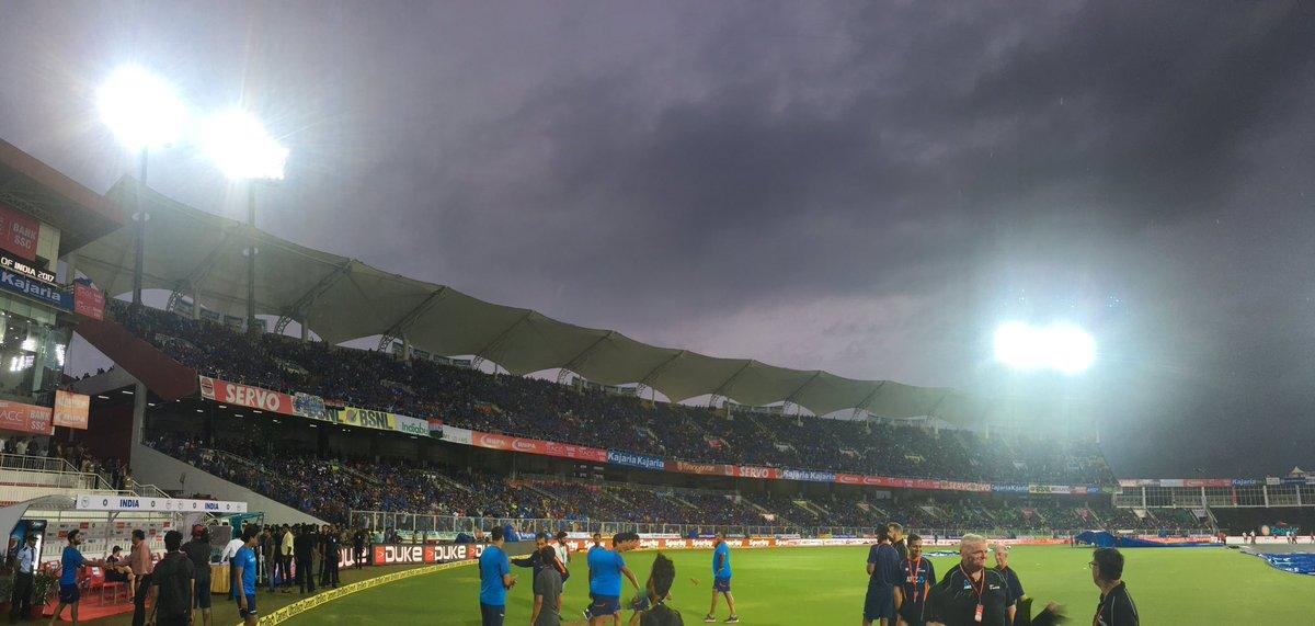 8-8 ओवर का होगा भारत और न्यूज़ीलैंड के बीच निर्णायक मुकाबला, इन बदले नियमो से होगा यह मैच 2