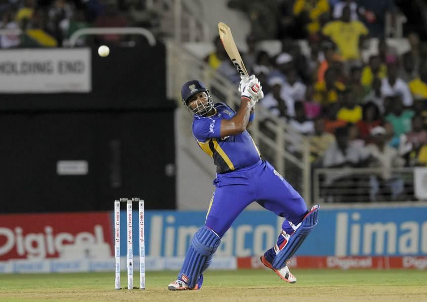 टी10 टूर्नामेंट : 6 6 6 6 6 की पारी खेलते हुए किरेन पोलार्ड ने मात्र 10 गेंदों में ही केरला किंग्स को दिलाई जीत 11