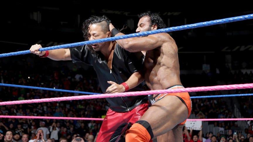 पांच ऐसे मौके जब WWE ने TRP बढ़ाने के लिए रेस्लर के निजी सम्बन्धो को किया तार-तार 1