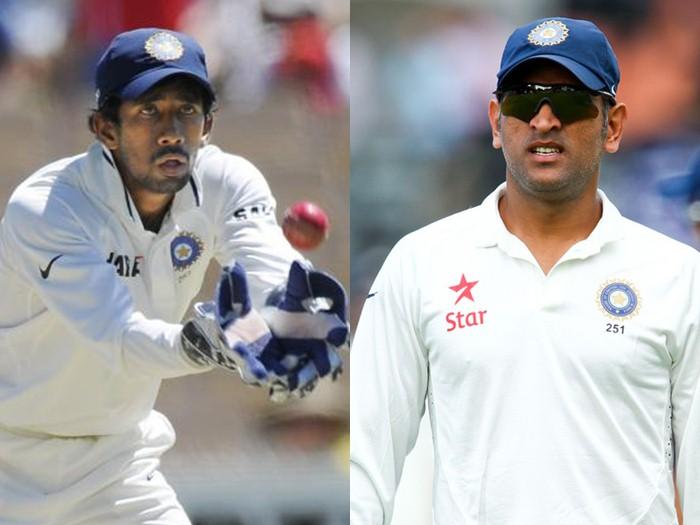 रिद्धिमान साहा से मिलकर महेंद्र सिंह धोनी ने श्रीलंका टेस्ट से पहले साहा को दिया ये विकेटकीपिंग टिप्स, खुद साहा ने किया खुलासा 8