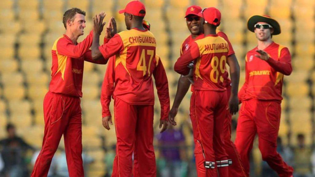 युएई ने जिम्बाब्वे को डकवर्थ लुईस नियम के तहत 3 रन से हरा विश्वकप 2019 से किया बाहर 2