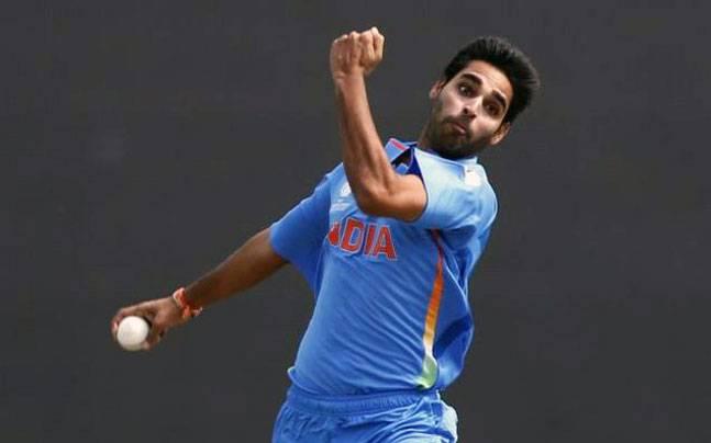 भुवनेश्वर कुमार के नाम दर्ज है अन्तर्राष्ट्रीय क्रिकेट का सबसे शर्मनाक रिकाॅर्ड 2