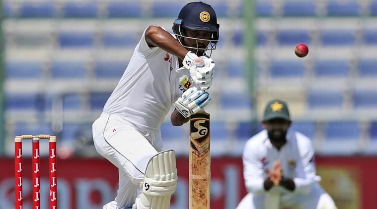 कोलकाता टेस्ट : शिखर धवन की इस एक छोटी गलती की वजह से मजबूत स्थिति में श्रीलंका 16