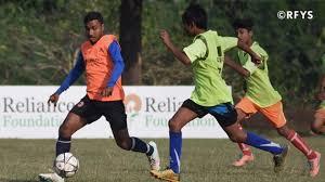 आरएफवाईएस फुटबाल : मिनर्वा पब्लिक स्कूल को दोहरा खिताब 1