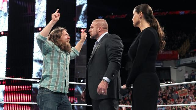 डेनियल ब्रयान की वजह से WWE में छिड़नी वाली है बड़ी जंग, ट्रिपल एच और शेन मैकमोहन आ जायेंगे आमने-सामने 3