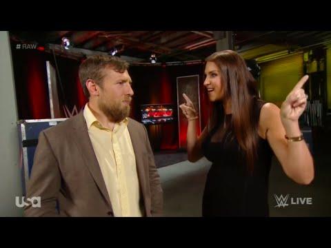 डेनियल ब्रयान की वजह से WWE में छिड़नी वाली है बड़ी जंग, ट्रिपल एच और शेन मैकमोहन आ जायेंगे आमने-सामने 2