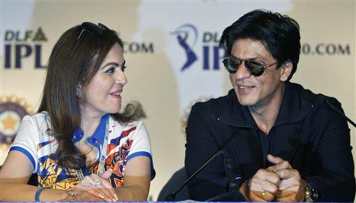 IPL UPDATE: आईपीएल मालिको की बैठक में आपस में ही भिड़े मुंबई इंडियंस के मालिक और शाहरुख खान 16