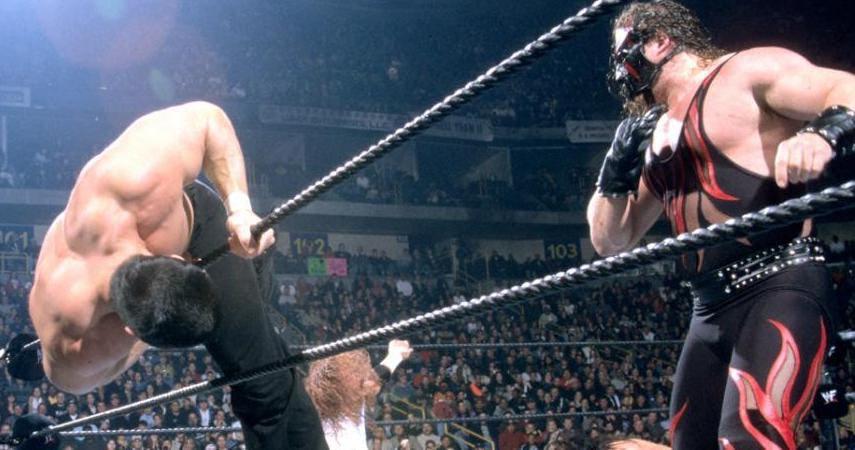 TOP 5: केन के ये पांच ऐसे WWE रिकार्ड्स जो कभी नहीं टूट सकते, टॉप पर है ये शानदार और अटूट रिकॉर्ड 4