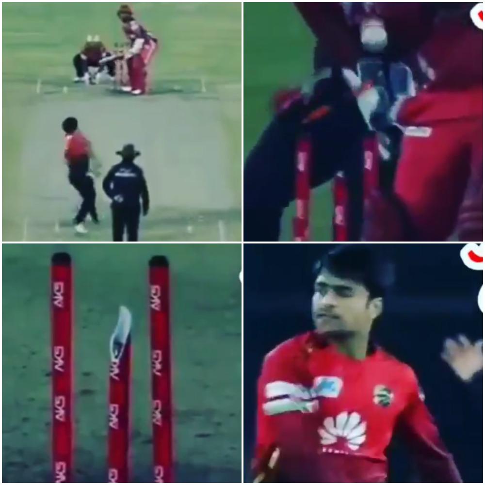 वीडियो : बांग्लादेश प्रीमियर लीग में राशिद खान ने किया कुछ ऐसा जो पिछले 140 सालो में आज तक कभी नहीं हुआ 1
