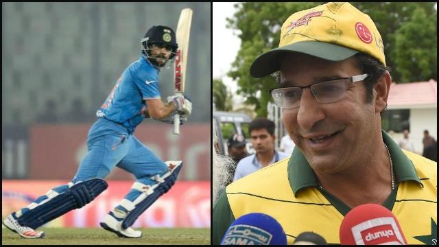 सचिन और कोहली नहीं बल्कि इस भारतीय बल्लेबाज को दुनिया का सर्वश्रेष्ठ बल्लेबाज मानते है वसीम अकरम 3