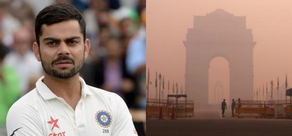 वीडियो-दिल्ली में स्मॉग के कहर के बीच भारतीय क्रिकेट टीम के कप्तान विराट कोहली आए आगे, दिल्लीवासियों को दिया दिल छू लेने वाला संदेश 4