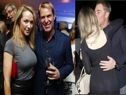 बेटी की उम्र के लड़की के साथ शेन वार्न की आपत्तिजनक तस्वीरे हुई लीक, अकेले में ही देखे ये तस्वीरे 12