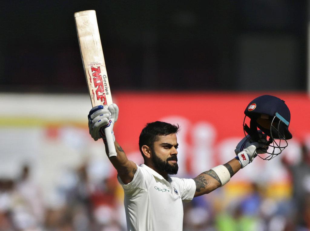 दोहरा शतक लगाने के बाद भी रोहित को नही मिली इस साल सबसे ज्यादा रन बनाने वाले बल्लेबाजो की सूची में जगह, जानिए कौन सा बल्लेबाज है टॉप पर 1