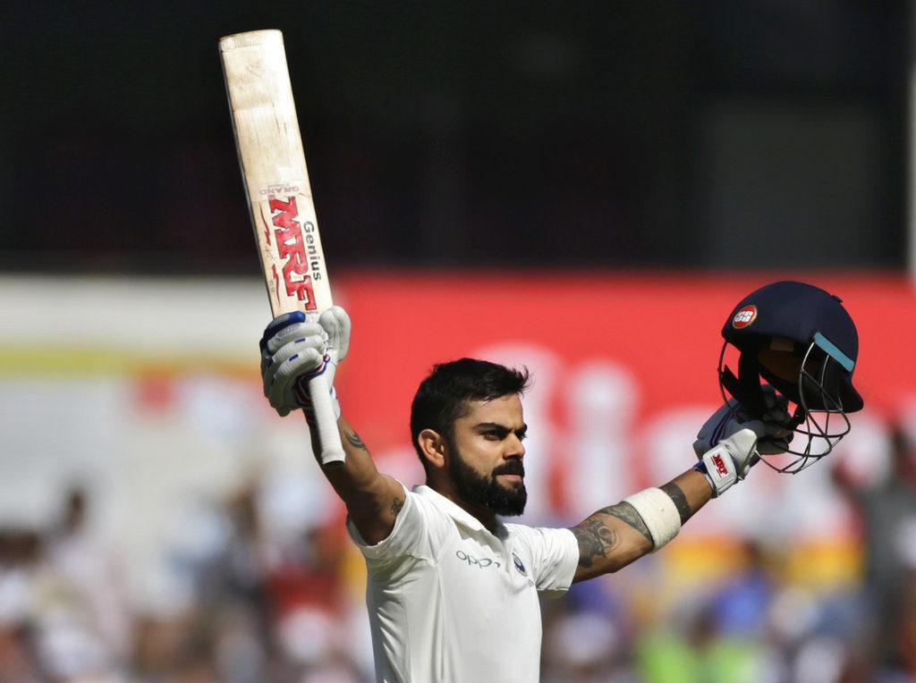 ICC टेस्ट रैंकिंग: ICC हुई विराट कोहली के उपर मेहरबान, आईसीसी टेस्ट प्लेयर रैंकिंग में हासिल की सर्वश्रेष्ठ रैंकिंग 3