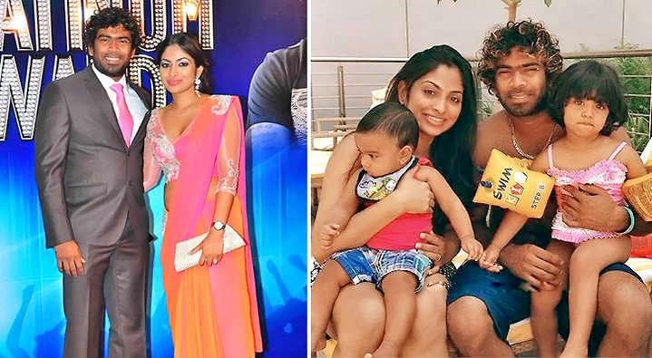 इस श्रीलंकाई खिलाड़ी की पत्नी हैं खुबसूरती की जीती जागती मिसाल, बॉलीवुड अभिनेत्री को देती हैं कड़ी टक्कर 9