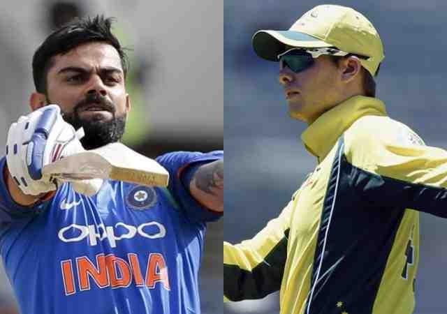AUS vs IND : STATS PREVIEW : तीसरे वनडे में बन सकते 9 रिकॉर्ड्स, कोहली-स्मिथ के पास इतिहास रचने का मौका 1